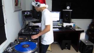 DJ Ravine's 2011 Christmas Mix