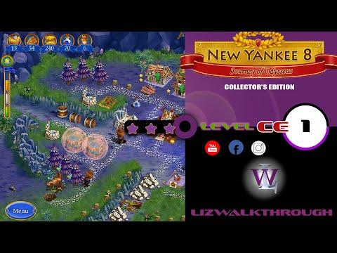New Yankee 8 - Level 1 CE Bonus Walkthrough (Journey of Odysseus)  