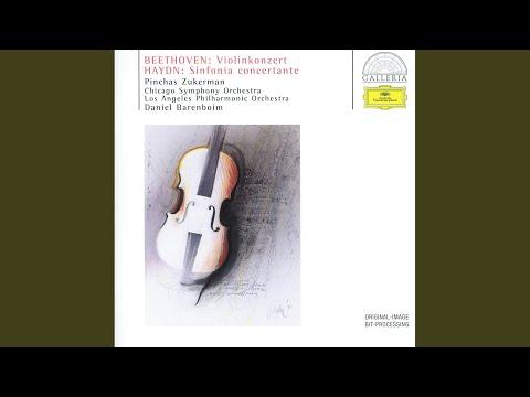 Haydn: Sinfonia Concertante In B Flat, Hob.I No.105 - 1. Allegro