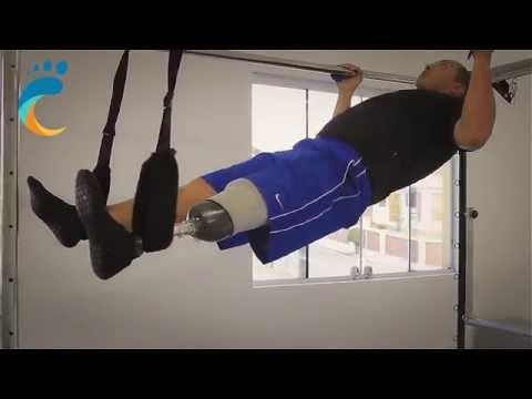 Prótese de Perna do Professor de Pilates Ivan França | Conforpés