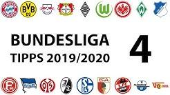 Bundesligatipps 4.Spieltag 2019/2020