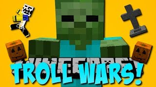 Der größte Zombie! (Halloween Troll) (Troll Wars)