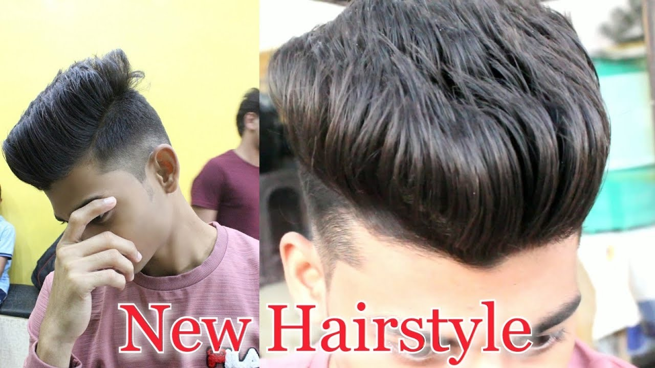 New Hairstyle For Men Zigzag Cut Medium Fade Oye Semii Youtube