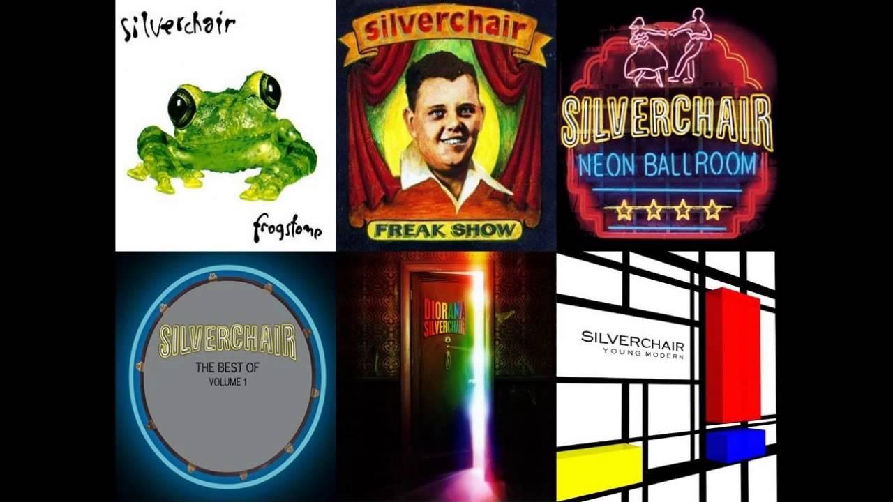 Silverchair The Best Of Volume 1 - Silverchair playlist