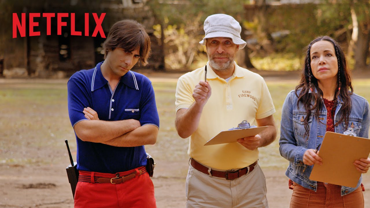 Download Wet Hot American Summer: First Day of Camp   Never Mix Business with Pleasure [HD]   Netflix