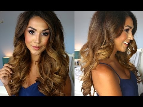 My Next Look Loose Waves Made With A Big Barrel