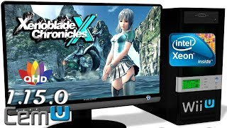 CEMU 1.15.0 [Wii U] - Xenoblade Chronicles X [HD-Gameplay] + Bonus [60FPS-Gameplay] #32