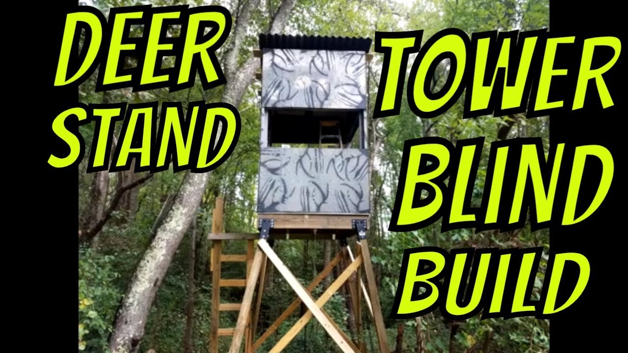 Tower Blind Deer Stand Build (W/Plans!) 2018 on passenger car house plans, railroad home, rockwood house plans, roadside house plans, riverside house plans, california house plans, windsor house plans, springfield house plans, truck house plans, 1800's house plans, water house plans, hanover house plans, round barn house plans, pittsburgh house plans, washington house plans, rome house plans, construction house plans, israel house plans, richfield house plans, palmyra house plans,