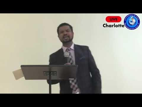 Ethiopian Evangelical Church Of Charlotte NC, Pastor Israel Gebeyehu