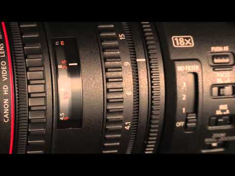 Canon LEGRIA - Video Camera Tips with Toby Oliver fragman
