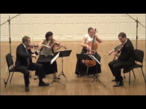 """Smetana String Quartet No. 1 """"From My Life"""""""