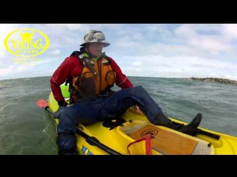 Viking kayaks profish 440 feature video doovi for Best fishing kayak under 400