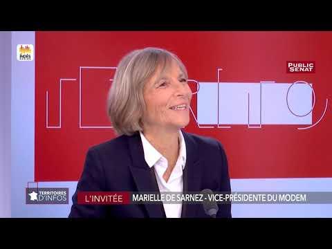 Best of Territoires d'Infos - Invitée politique : Marielle de Sarnez (17/04/19)