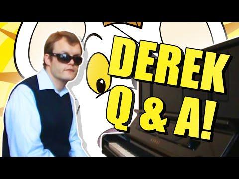 Derek Paravicini plays the Danger Mouse theme tune!