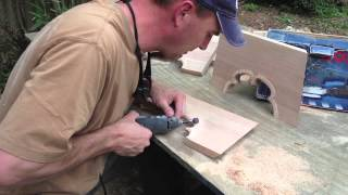 "Grandfather Clock Building How To Make It... My ""heart Or ""loves Time"" Clock"
