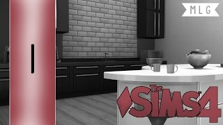 The Sims 4: Let's Build A Room - Episode 1 [contemporary Kitchen]