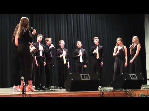 Treynor High School Jazz Choir