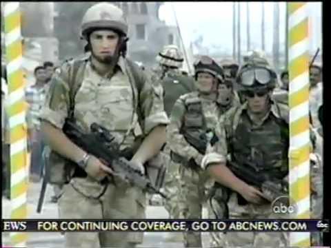 Iraq 2003: The Fall of Basra