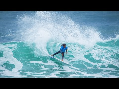 2016 Pro Zarautz Highlights: Pumping Surf for Finals Day