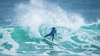 2016 Pro Zarautz Highlights: Pumping Surf for Finals Day