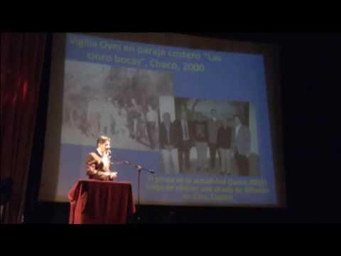 Conferencia Ovni, 18 Congreso Internacional de Ovnilogía, Capilla del Monte, Argentina.