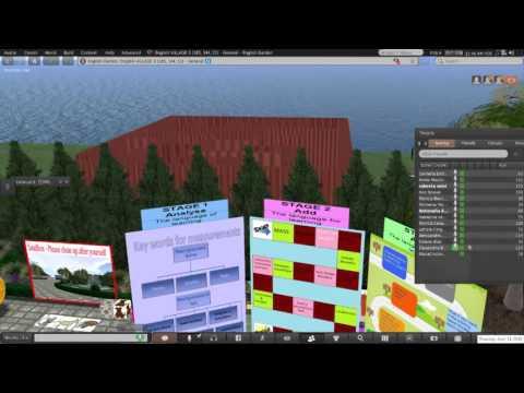 Edmundo Lesson -- Module 3 (Open Sim)