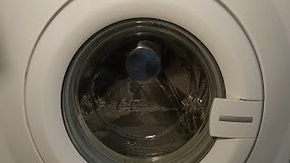 Arçelik 5083 Washing Machine Drum Clean/Cotton 90°C program (Self clean) - Full Cycle