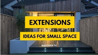 100+ Awesome Small Space Extensions Ideas for House