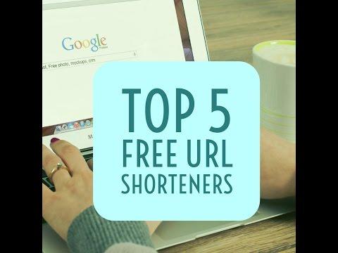 Top 5 Best Free Url Shorteners