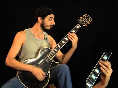 5 note pattern with legato technique shred guitar lesson youtube. Black Bedroom Furniture Sets. Home Design Ideas