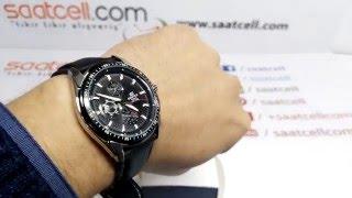 Casio Edifice EF-336L-1A1 inceleme ayarlama