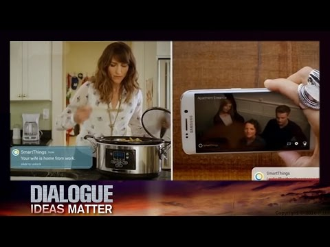 Dialogue— Future of the Smart Home 07/25/2016 | CCTV