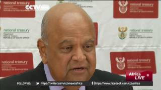South Africa Finance Minister Pravin Gordhan cites mischief behind charges