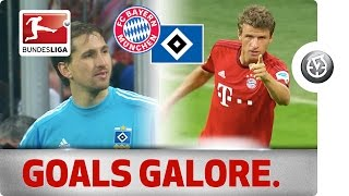 Hamburg at Bayern - 36 Goals Conceded in Last 6 Visits