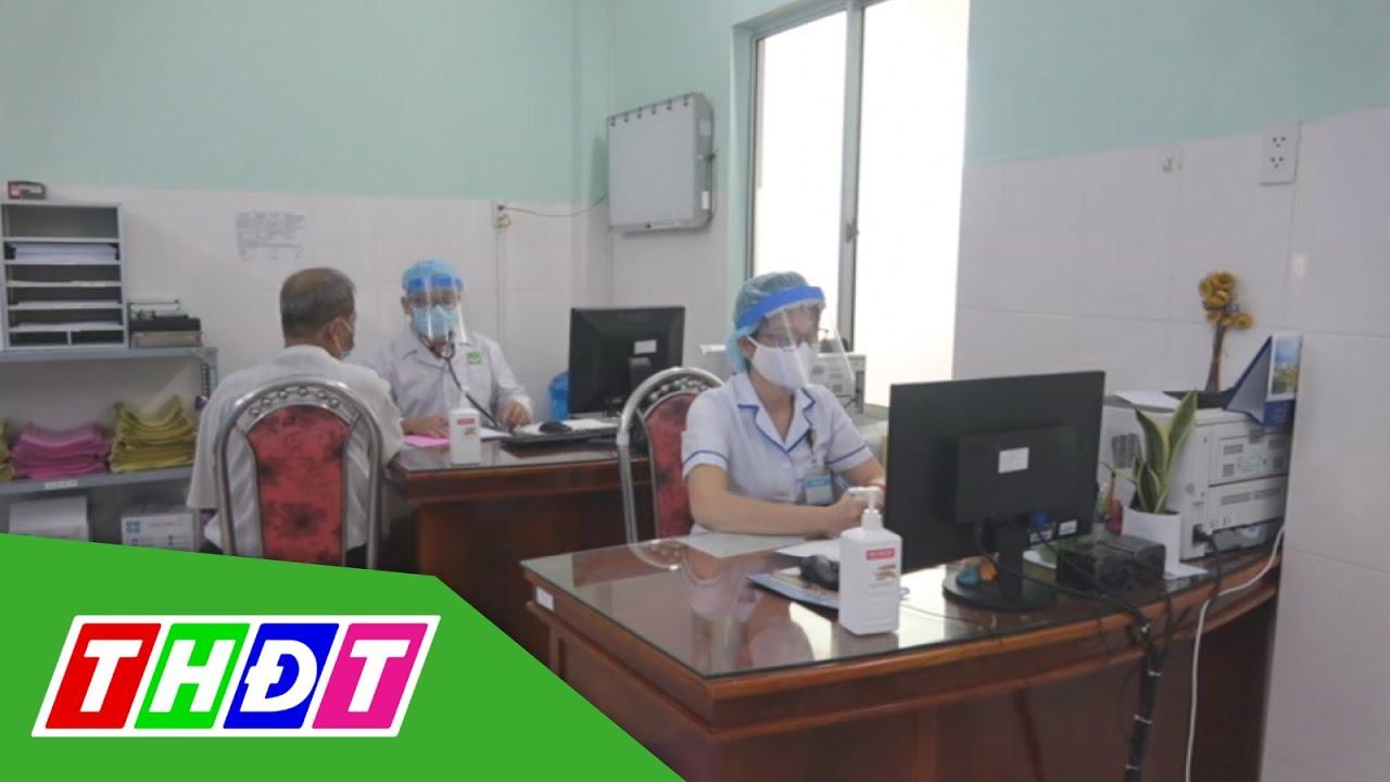 Đồng Tháp: Nhiều Bệnh viện chủ động làm mặt nạ chống dịch Covid-19   THDT