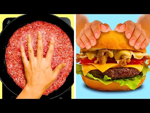 35 FOOD TRICKS YOU DIDN'T KNOW BEFORE