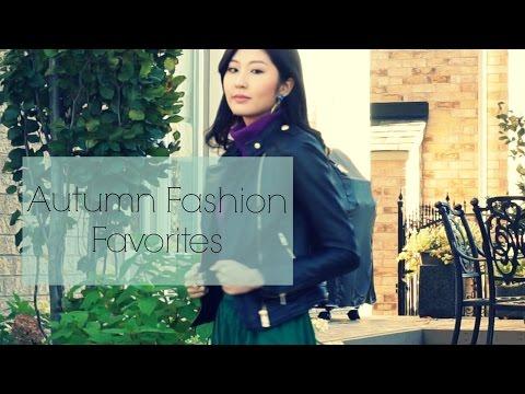 Fall Fashion Favorites | Clothing + Jewellery | E for Beauty