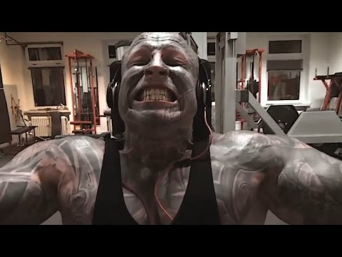 Exercises in Futility - Chest Day with a Tattooed Freak