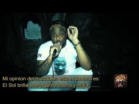 Gappy Ranks special message to the world -  Exclusive interview  -  Subtitulado en Español