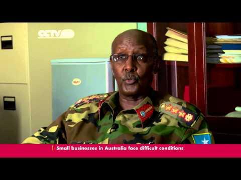Somalia Army Deny Claims of Arms Proliferation