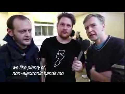 MIDI LIDI | Interview and report from live show in London | Made in Prague 2013