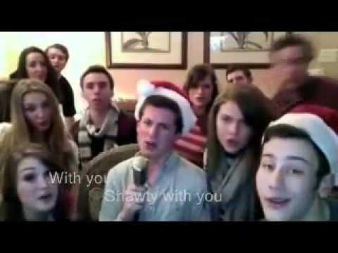 Justin Bieber- Underneath The Mistletoe(Charlie Puth cover) Lyrics