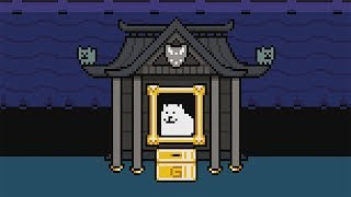 Undertale - Dog Shrine (PS4/Vita exclusive)