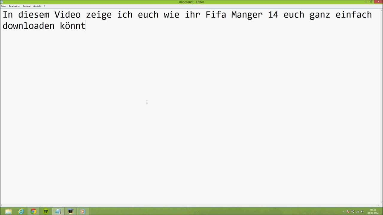 Fifa Manager 14 Download Youtube
