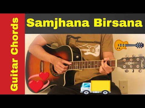 samjhana-birsana-guitar-chords-lesson-arun-lama