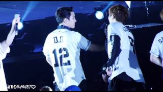 Download Video 170428 The EXO'rDIUM in LA - 박찬열 & 도경수 CHANYEOL AND D.O. MP3 3GP MP4