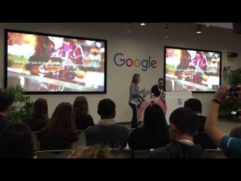 Charla de Guias Locales de Google por Jen Fitzpatrick (Español)