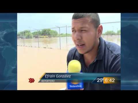 Las Noticias - Inundación en Hidalgo, Coahuila