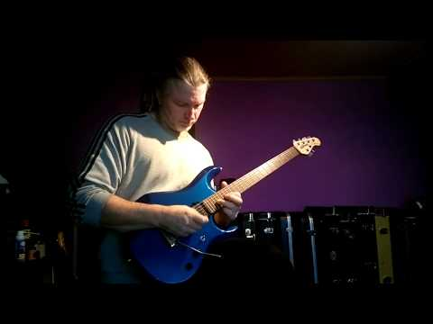 Music Man JP6 Pearl Blue