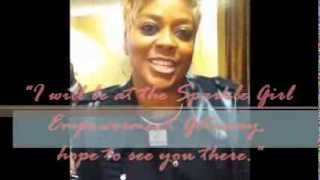 SPARKLE GIRL EMPOWERMENT GETAWAY....Dr Dee Dee Freeman